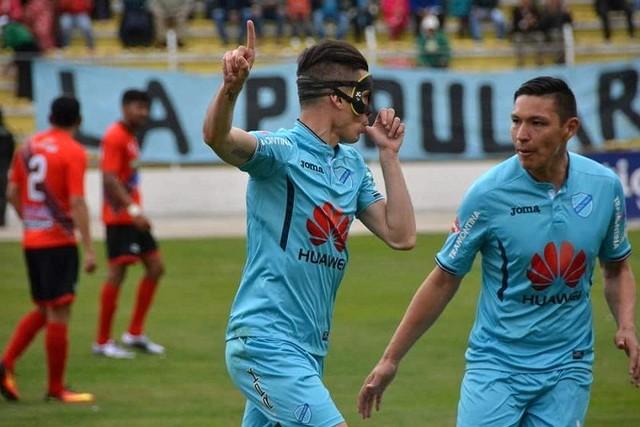 Bolívar asume la punta del Apertura tras vencer 4-2 a Nacional Potosí