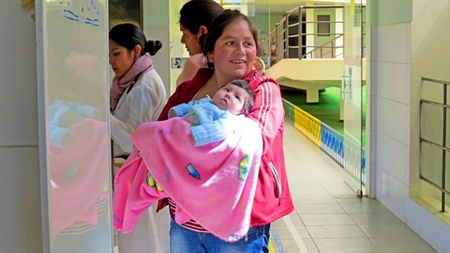 Hospital del Niño, servicio y el sueño de crecer