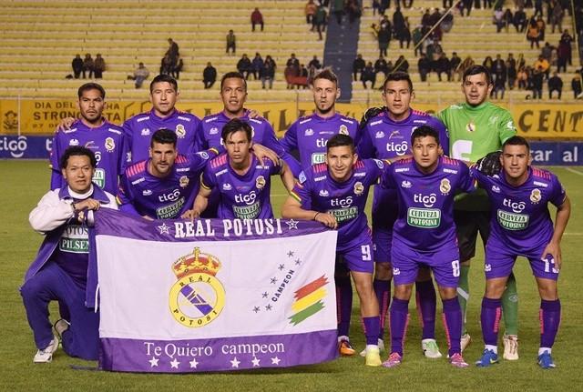 Real Potosí hace respetar su casa y vence 2-1 a Bolívar