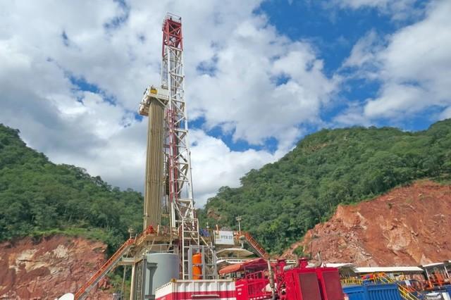 Comienza era productiva del pozo de gas Huacaya 2