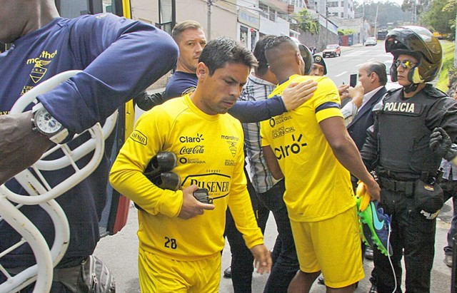 FBF descarta reclamo por jugador ecuatoriano