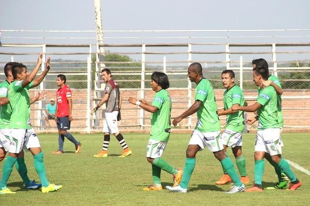 Petrolero del Chaco apabulla con un 5-0 a Wilstermann en Yacuiba