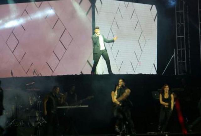 """Ricky Martin le da una """"mordidita"""" a Bolivia"""