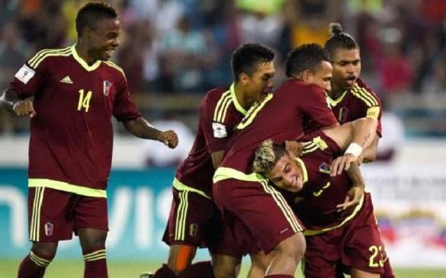 Bolivia es humillada por Venezuela con cinco goles