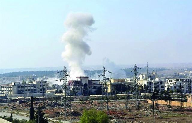 Bombardeos en Alepo afectan a 4 hospitales