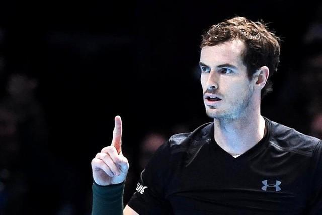 Murray gana el Masters y cierra la temporada como número uno