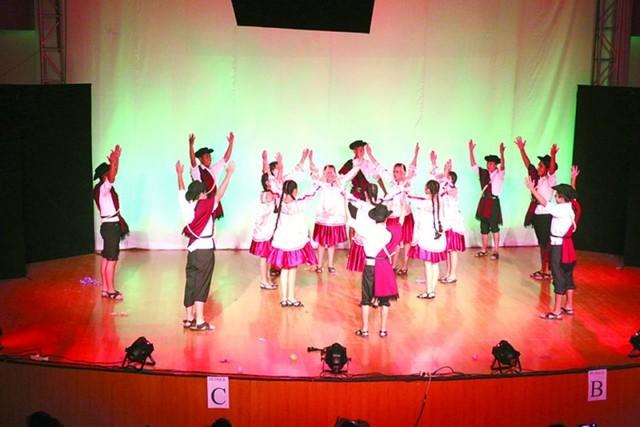 Ballet Municipal cierra gestión con gran muestra
