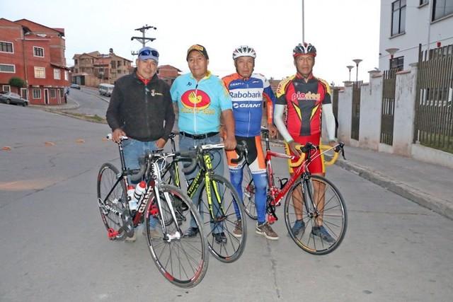 Ciclismo comienza exigente Vuelta a Sucre