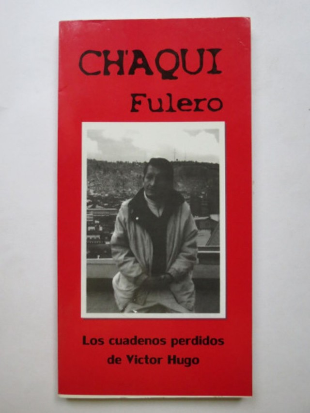 Del Viscarra, su novela