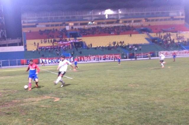 Liga: Universitario sucumbe en Potosí frente a Nacional