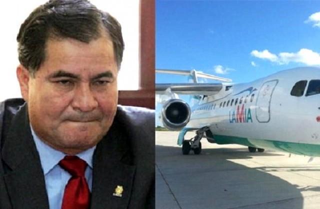 """Tuto"" Quiroga critica que Gobierno vincule a opositor Pinto con LaMia"
