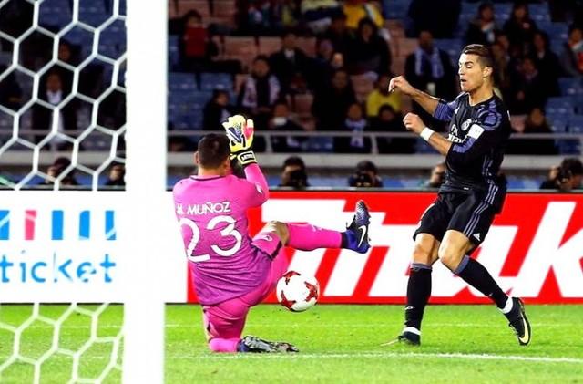 El Real Madrid avanza a la final tras vencer con suficiencia al América