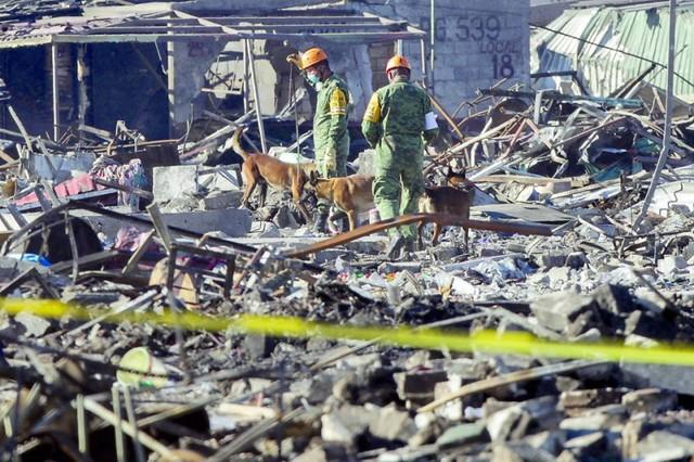México: Es incierta la cifra de muertos en explosión