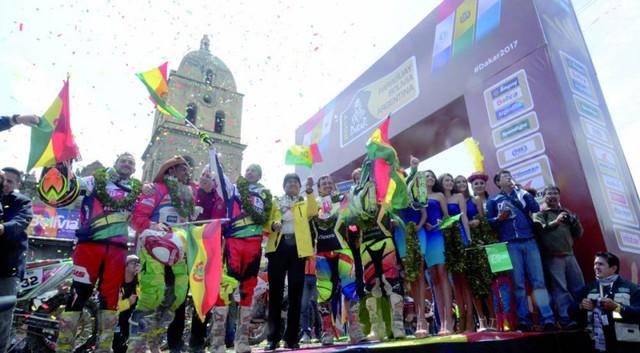 Bolivia conmueve