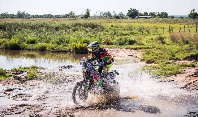 Dakar: Salvatierra retoma la velocidad y escala seis puestos en la clasificación general