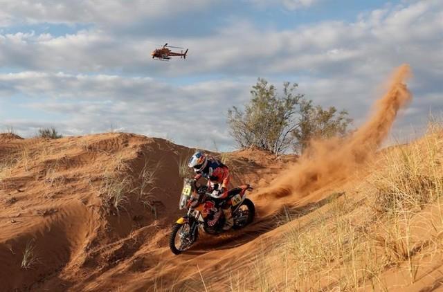 Sam Sunderland a un paso de ganar el Dakar tras la undécima etapa