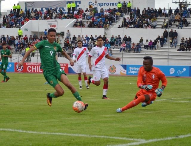 Bolivia se impone en su debut y vence a Perú en la Sub 20