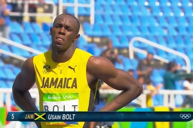 Bolt pierde un oro en relevos de Pekín 2008 por descalificación de Carter