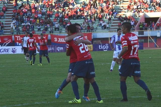 Wilstermann se impone 1-0 a Real Potosí en Cochabamba