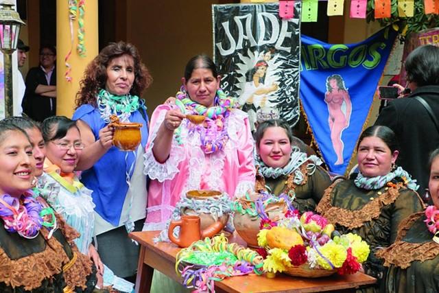 El Carnaval de Sucre aspira a un lugar en la agenda nacional