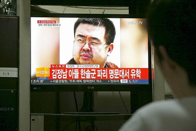 Asesinan al hermanastro  de líder de Corea del Norte