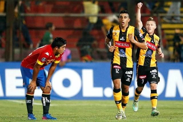 The Strongest alcanza un valioso empate frente a  Unión Española