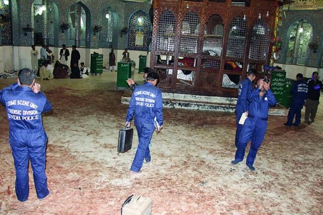 110 muertos tras ataques del EI en Irak y Pakistán