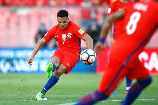Chile supera a Venezuela con un inicio de partido fulminante
