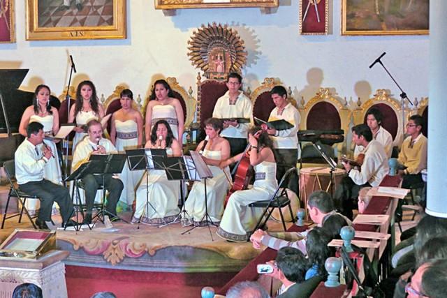 El festival barroco alista  su repertorio para abril