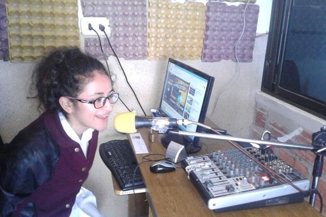 El colegio Lucio Siles de Monteagudo inaugura radio educativa en aniversario