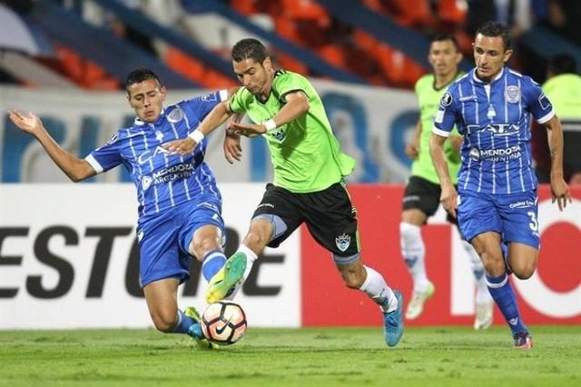 Godoy Cruz lidera el Grupo 6 tras vencer a Sport Boys, que es colista