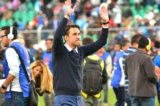 Beñat San José amplía su contrato con Bolívar hasta 2018