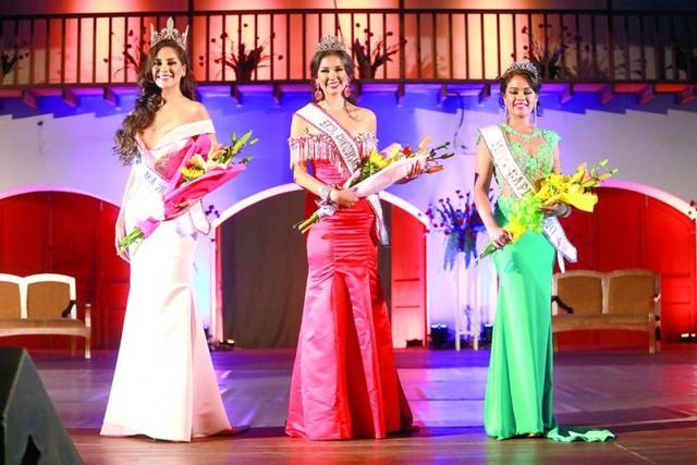Miss Chuquisaca 2017 recae en Nimeyra Flores