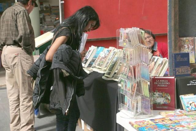 La Feria del Libro movió  la economía y la cultura
