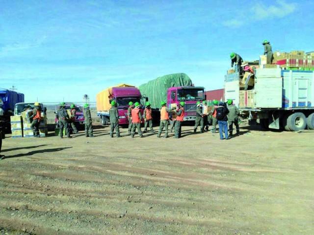 Bolivia pierde $us 1.000  millones por contrabando