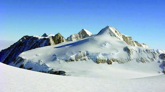 Bernardo Guarachi, el reto de un alpinista de altura