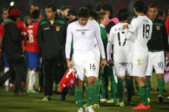 Ronald Raldes sale de la convocatoria de Bolivia por lesión