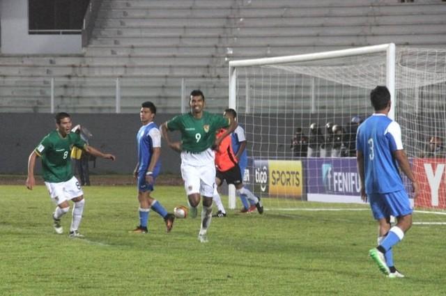 Bolivia sufre para vencer a Nicaragua en segundo amistoso