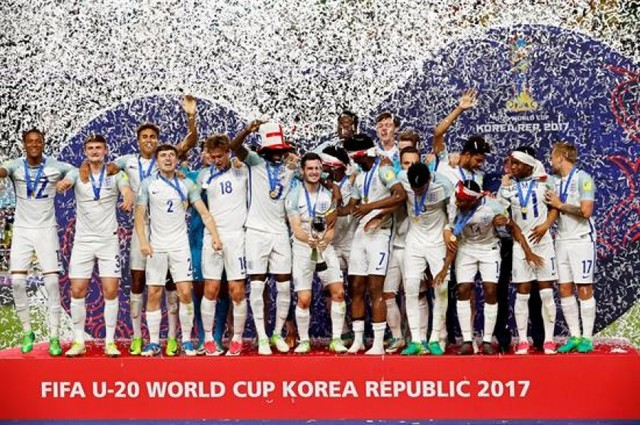 Inglaterra gana el mundial sub'20 con 1-0 frente a Venezuela