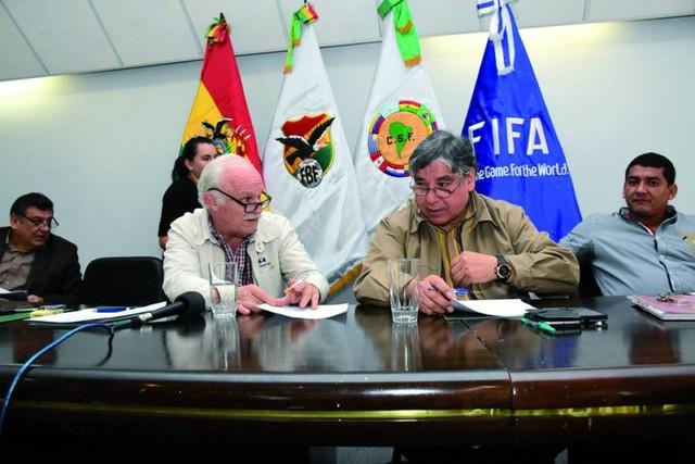 FBF: Cortez y López responden a las denuncias