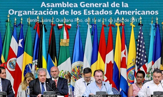 Crisis venezolana vuelve a la discusión en la OEA
