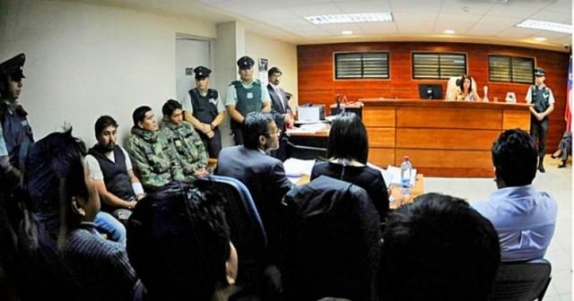 Sentencian con expulsión a bolivianos detenidos en Chile