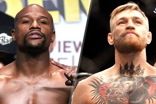 Las cifras de otro mundo que moverán la pelea entre Mayweather y McGregor