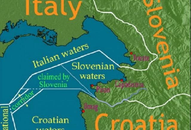 Eslovenia gana litigio con Croacia y La Haya le otorga un mayor acceso al mar