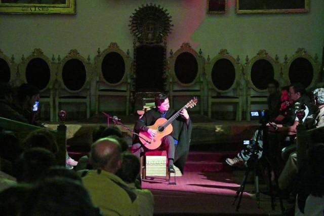 Sexto Festival de Guitarra vibra en la Ciudad Blanca
