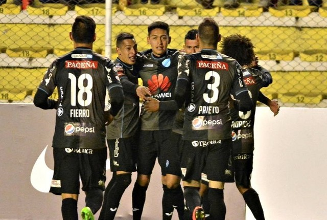 Sudamericana: Bolívar logra un agónico triunfo sobre Liga de Quito