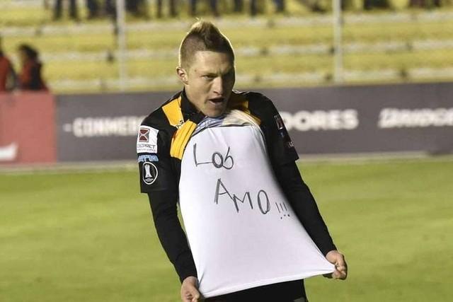 Chumacero se habría arrepentido y estaría dispuesto a jugar en Independiente