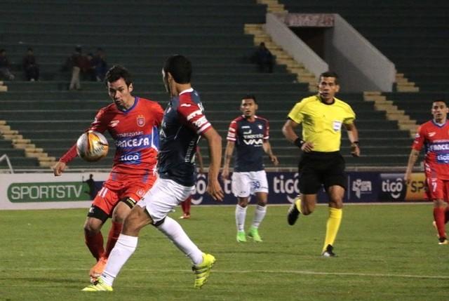 Universitario comienza con derrota el torneo Clausura al caer en casa con Wilstermann