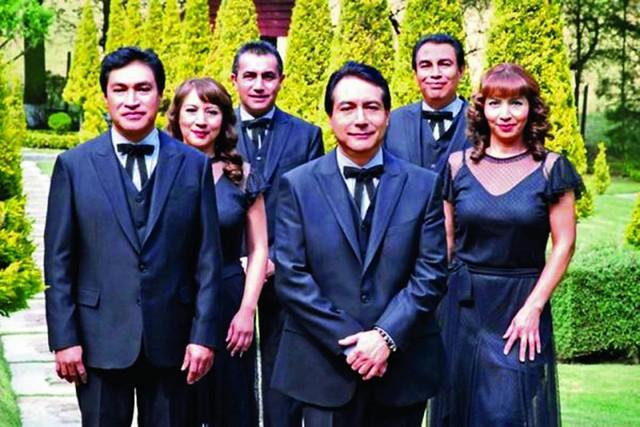Jay de la Cueva tocará con Los Ángeles Azules