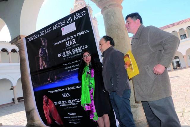 El Teatro de los Andes quiere captar a jóvenes
